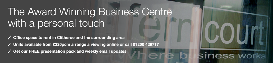 The Award Winning Business Centre